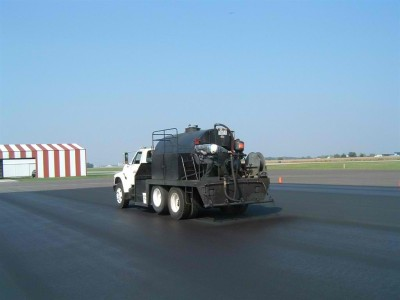 Asphalt Pavement surface